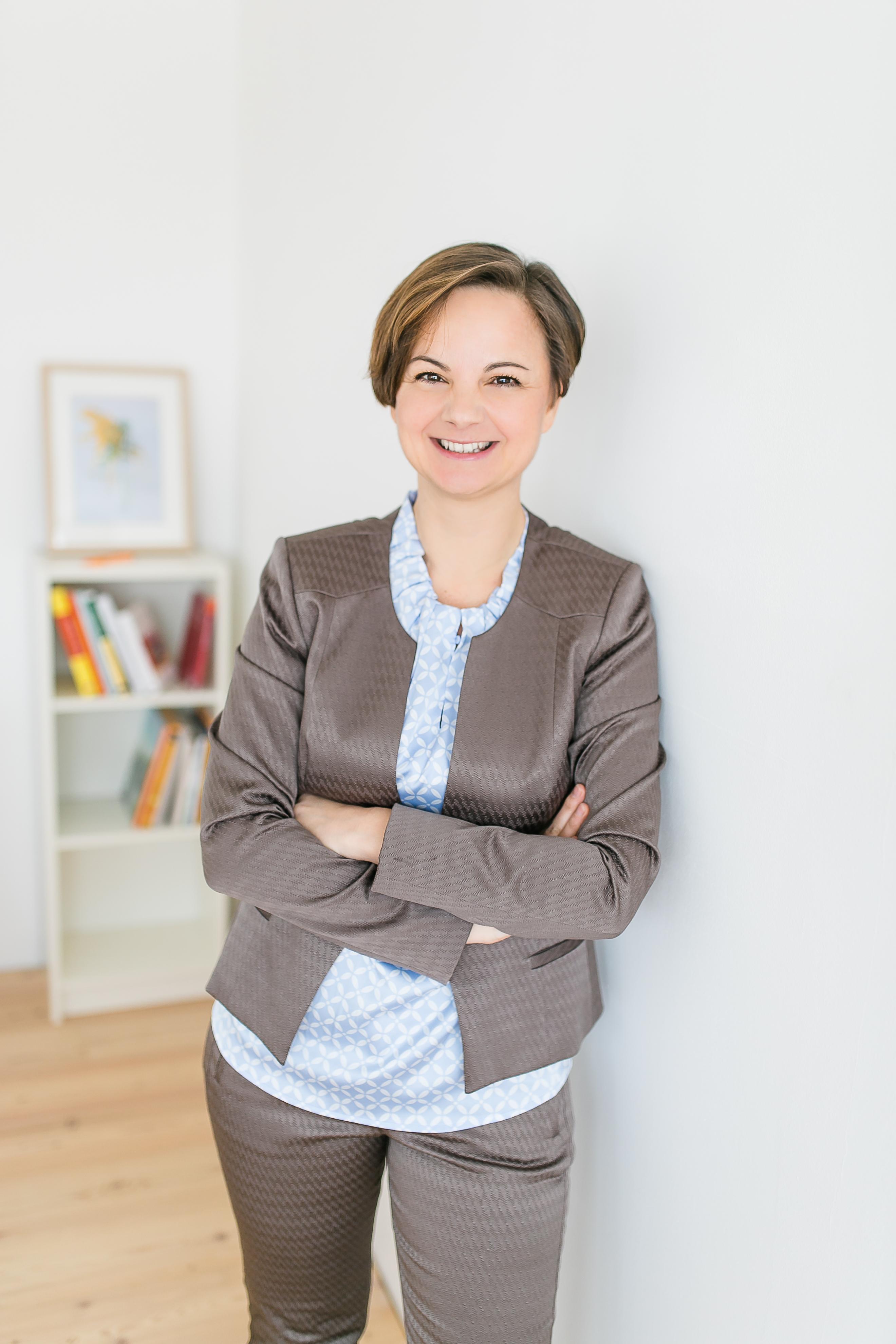 Personalberaterin Daniela Schlick